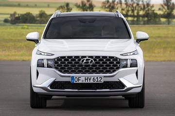 Facelift Friday: Hyundai Santa Fe