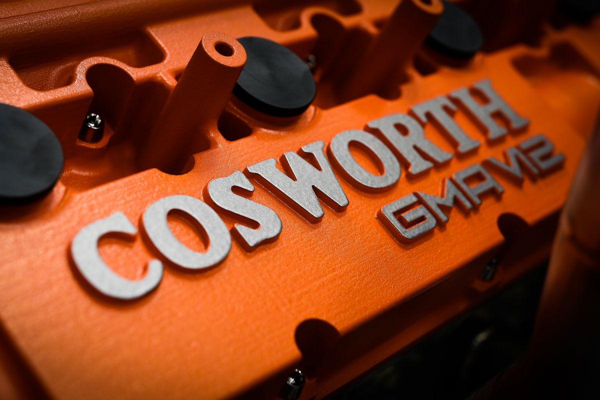 Gordon Murray Automotive Cosworth V12
