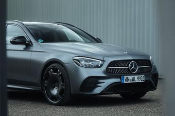 Krachtkuur voor Mercedes-Benz E-klasse 400d