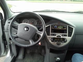 Kia Carens 2.0 CVVT EX (2005)