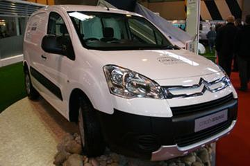 Citroën prijst elektrische Berlingo