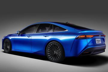 Dít is de Toyota Mirai Concept