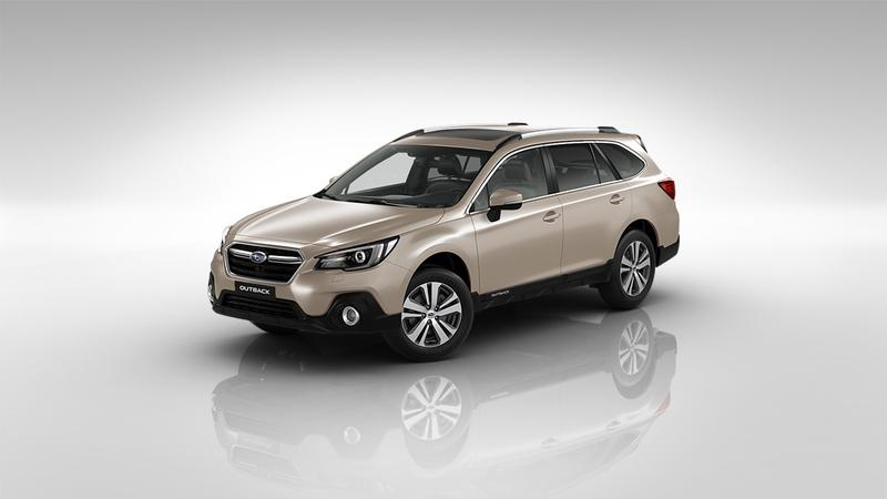 Subaru Outback 2.5i Premium (2020)
