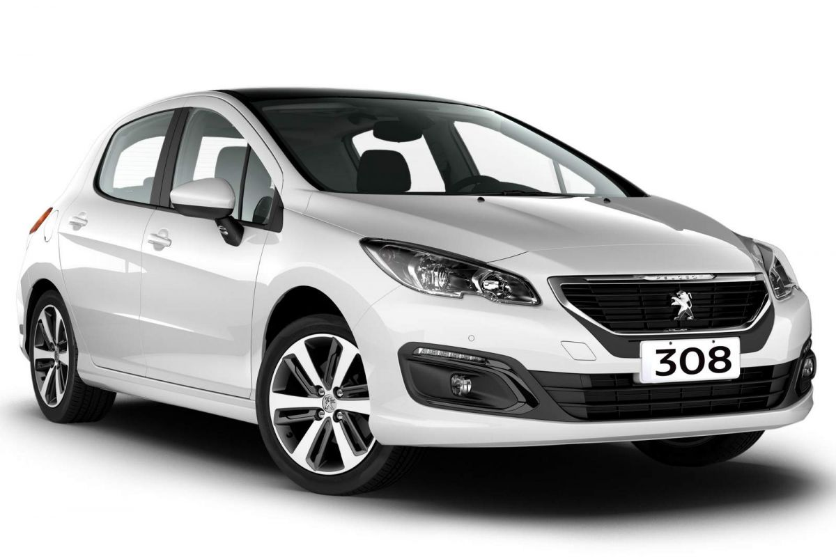 peugeot geeft vorige 308 facelift autonieuws. Black Bedroom Furniture Sets. Home Design Ideas