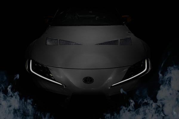 Toyota GR Supra 3000GT Concept naar SEMA