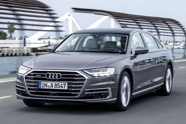 Rij-impressie: Audi A8