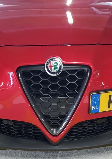 Alfa Romeo Giulietta 1.750 TBi Quadrifoglio Verde (2014)