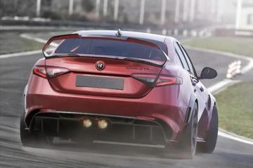 Extremist: Alfa Romeo Giulia GTA lekt
