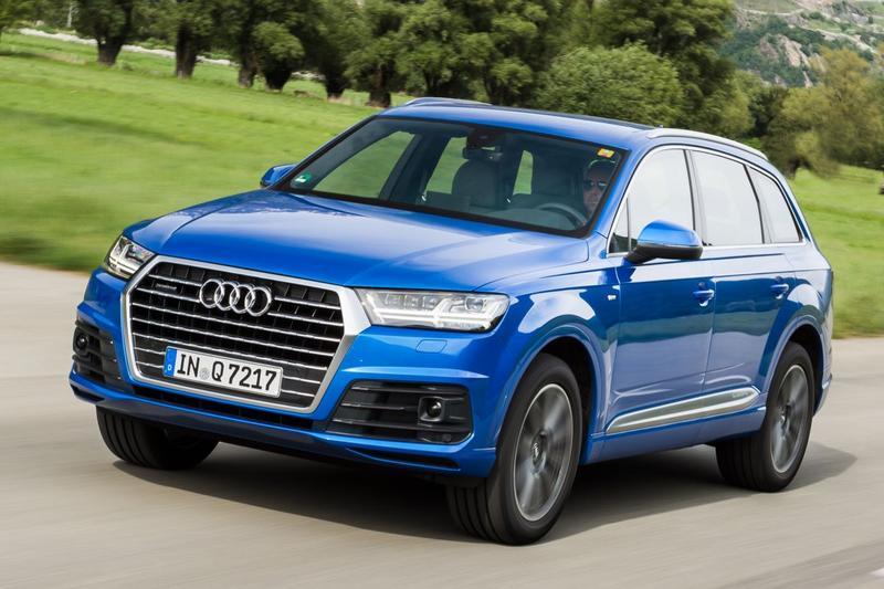 Nieuwe dieselmotoren voor Audi Q7