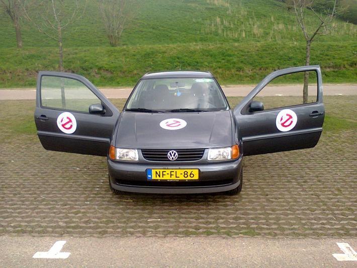 Volkswagen Polo 1.4 (1995)
