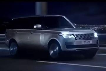 Gefacelifte Range Rover opgedoken