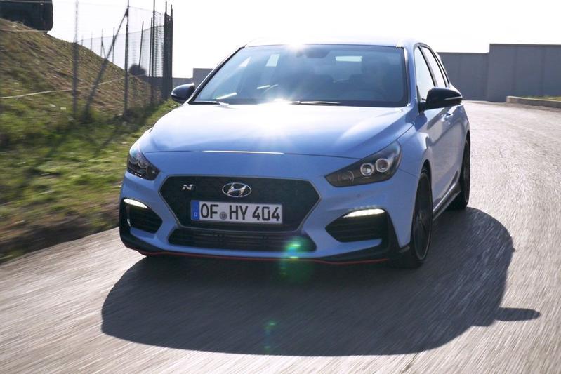 Hyundai i30 N - Rij-impressie