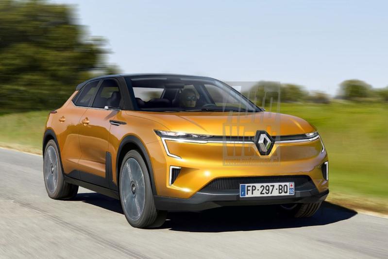 Renault Morphoz vooruitblik toekomst future render