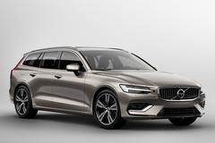 Onthuld: Volvo V60