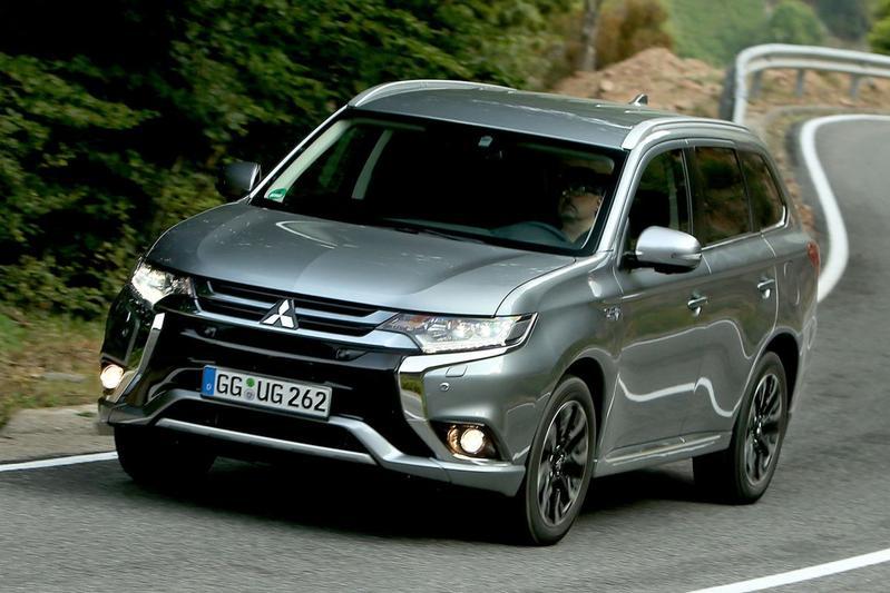 Gereden: Mitsubishi Outlander PHEV Facelift