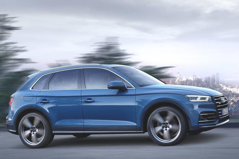 Audi Q5 55 TFSI-e