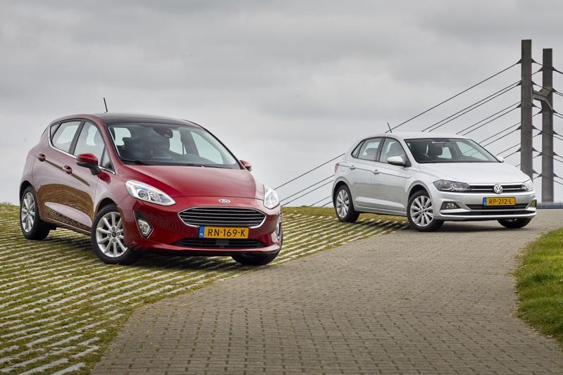 Ford Fiesta vs. Volkswagen Polo - Occasion dubbeltest