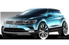 Volkswagen plaagt met nieuwe Tiguan