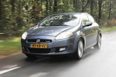 Fiat Bravo - 2007 - 448.543 KM - Klokje Rond