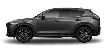 Mazda CX-5 SkyActiv-G 165 GT-M (2018)