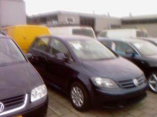 Volkswagen Golf Plus 1.4 16V TSI 140pk Comfortline (2008)