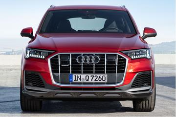 Facelift Friday: Audi Q7