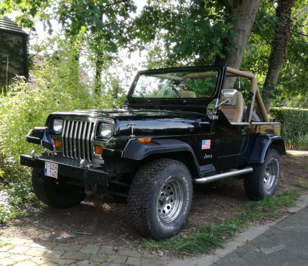 Jeep  (1988)