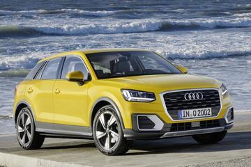 Audi Q2 1.0 TFSI design (2018)