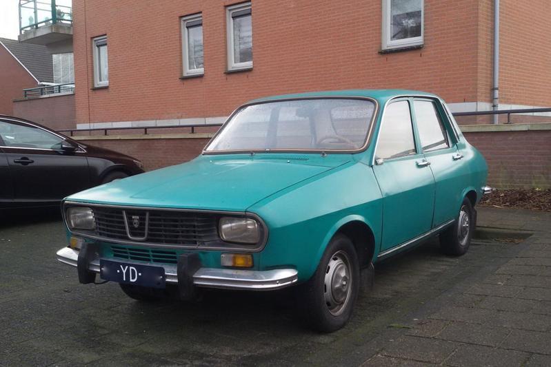 In het Wild: Dacia 1300 (1975)