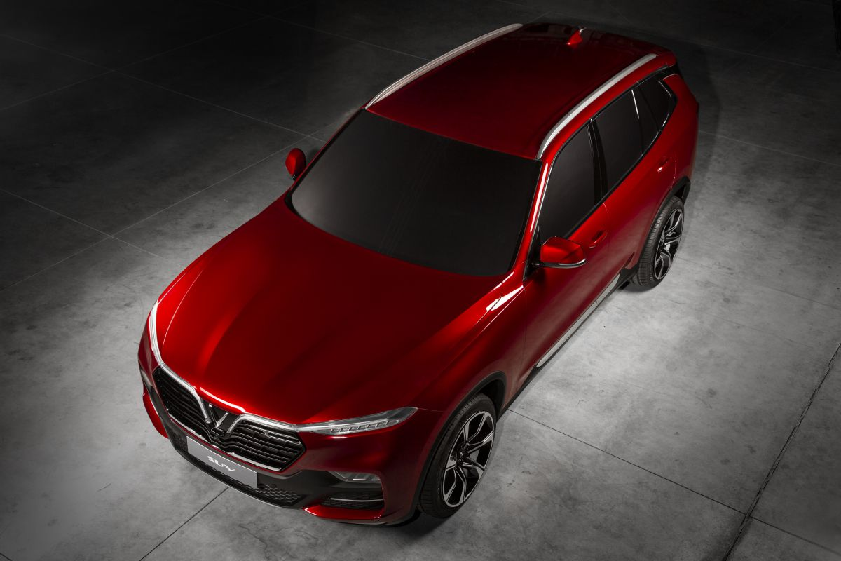 vinfast - 2020 - [VinFast] Sedan - SUV by Pininfarina W1yy2zlb6hdg