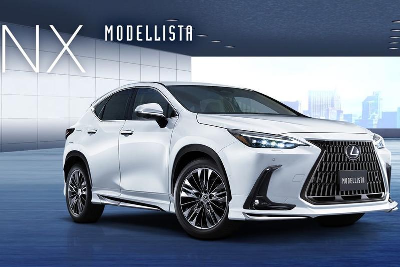 Lexus NX TRD en Modellista