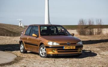 Peugeot 106 GTI 1.6-16V (1996)