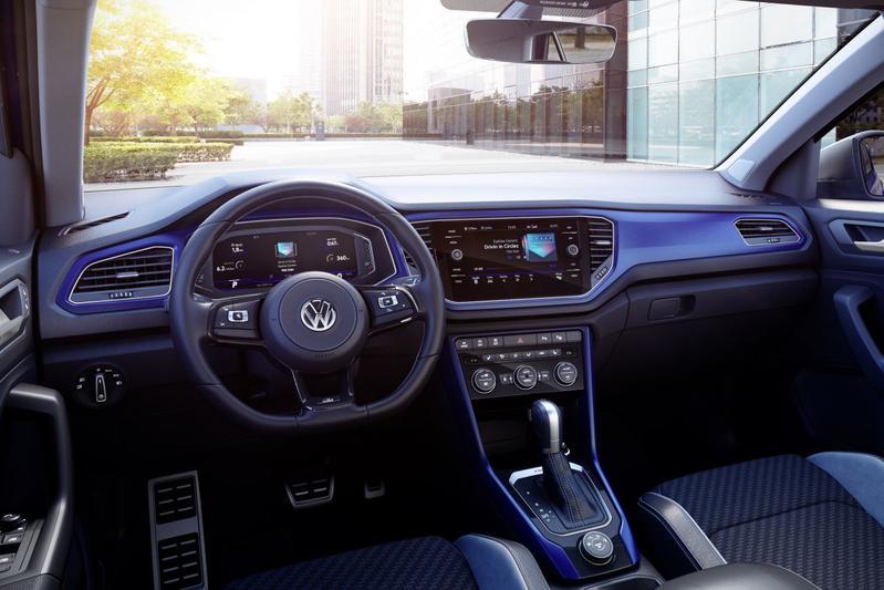 Volkswagen T Roc R Gepresenteerd Autoweek Nl