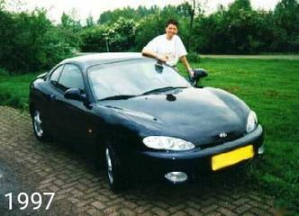 Hyundai Coupé 2.0i FX (1997)