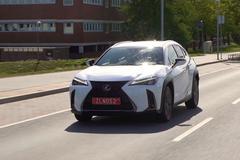 Lexus UX - Rij-impressie