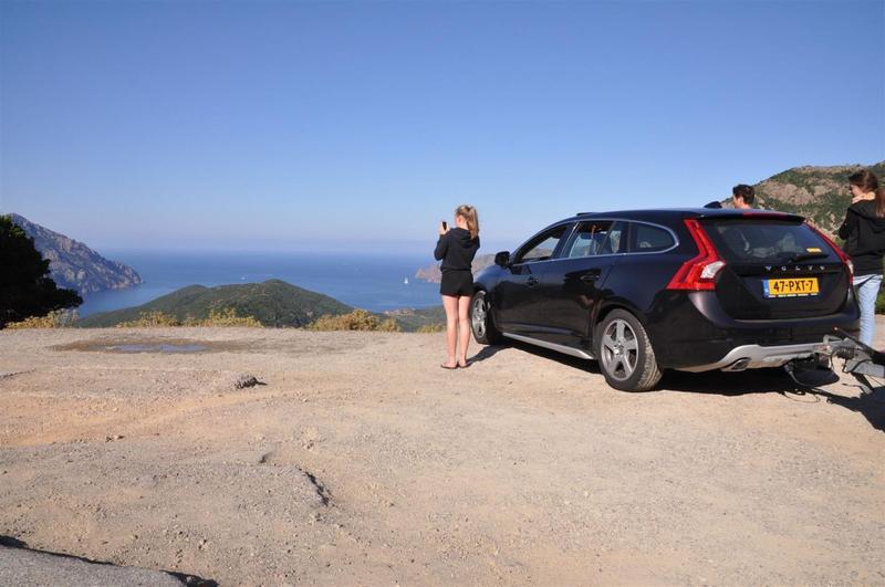 Volvo V60 D3 Momentum (2011) #4