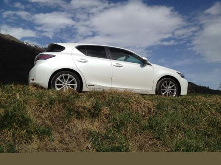 Lexus CT 200h Hybrid Business Line Pro (2012) #2