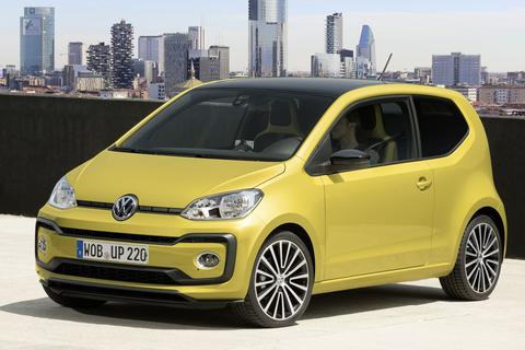 Volkswagen Up Private Lease Autoweek Nl