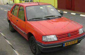 Peugeot 309 GR 1.3 (1989)