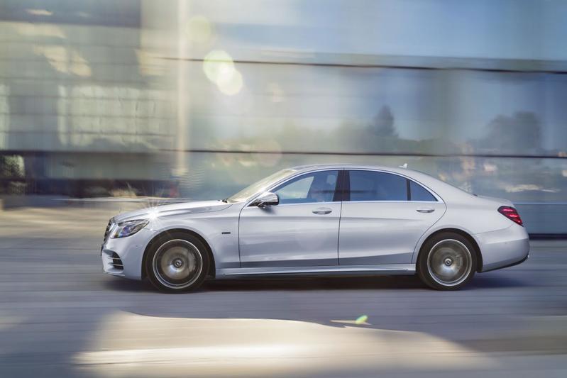 Mercedes-Benz boekt verkooprecord