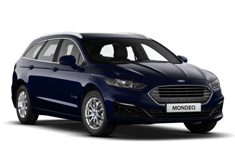Ford Mondeo Wagon Hybrid Back to Basics