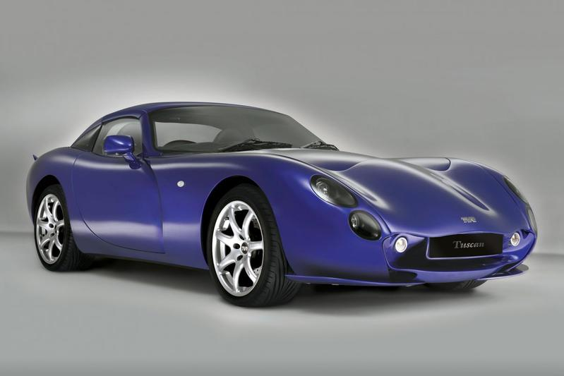 Facelift Friday: TVR Tuscan