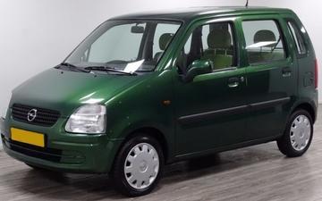 Opel Agila 1.2-16V Comfort (2002)