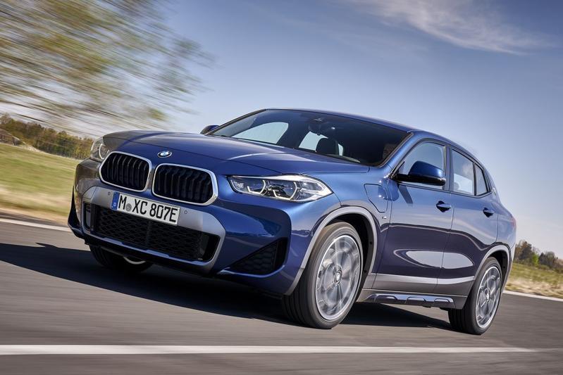 BMW X2 xDrive25e