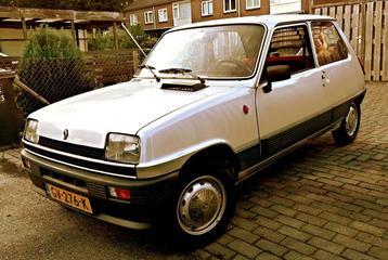 Renault 5 TL (1983)