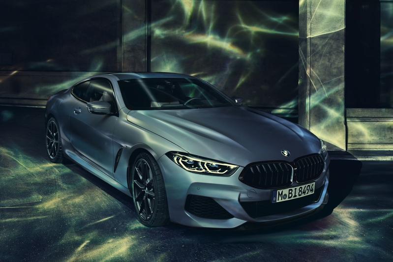 BMW M850i xDrive Launch Edition
