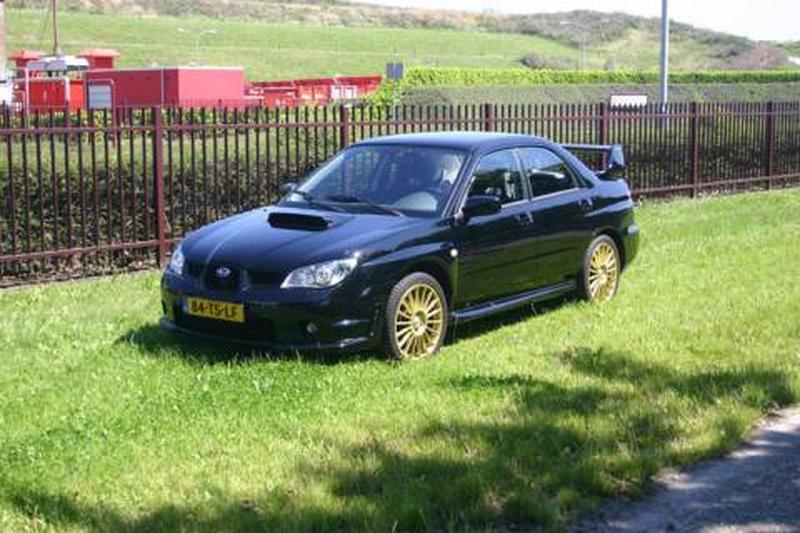 Subaru Impreza 2.5 WRX AWD (2007)