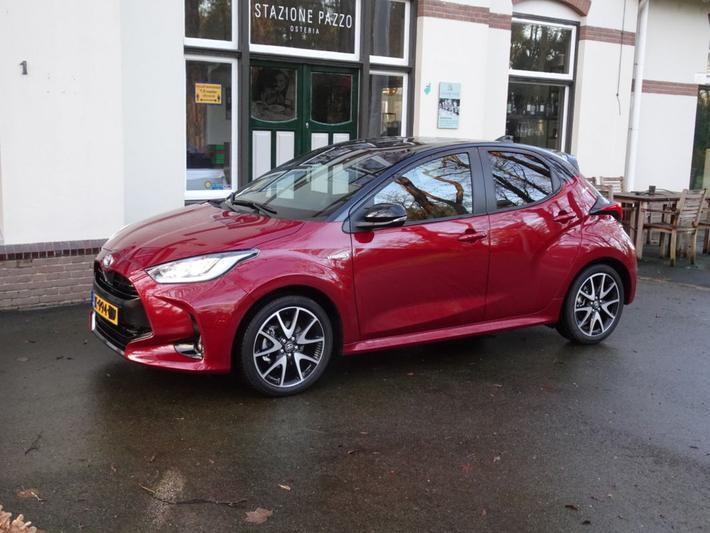 Toyota Yaris 1.5 Hybrid Style (2020)