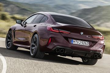 BMW M8 Gran Coupé krijgt prijskaartje