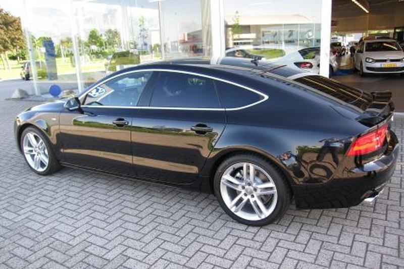 Audi A7 Sportback 3.0 TFSI quattro Pro Line + (2012)